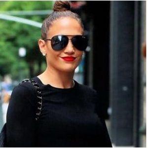 NWT!! Ltd Ed Black/Black Viviennes as seen on J-Lo